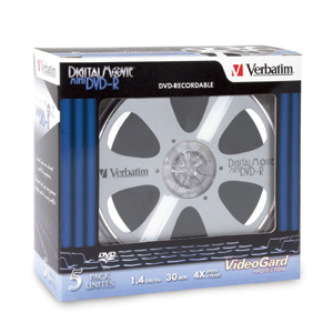 DVD Movie reel